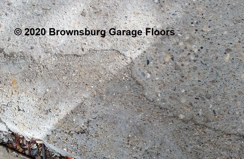 Concrete Damage Repair