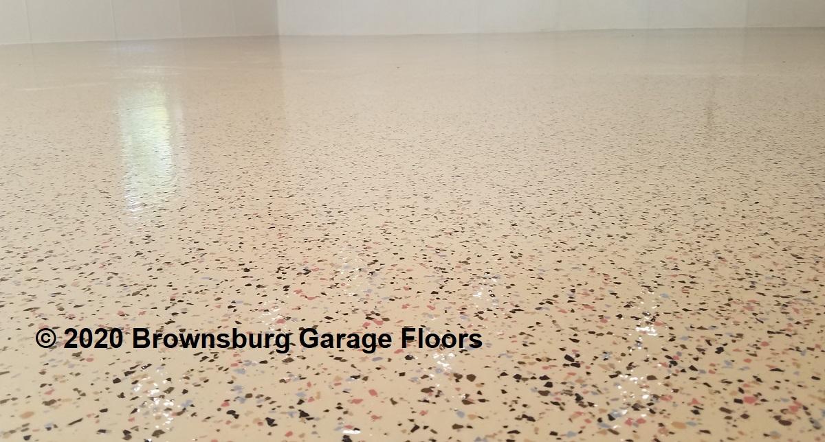 polyaspartic concrete floor coatings